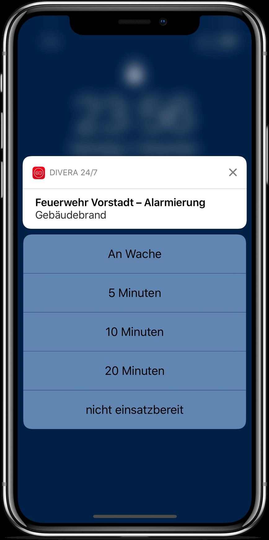 Kostenlose Feuerwehr-Apps