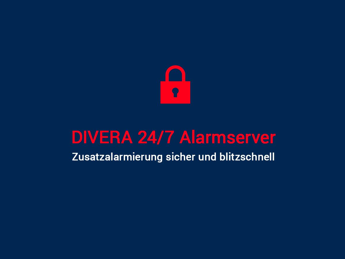 Alarmserver 24/7: Zusatzalarmierung direkt über das Einstazleitstellsystem auslösen